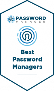 The Best Password Managers Badge