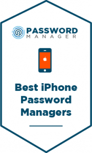 The Best iPhone Password Managers Badge